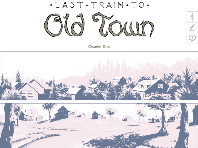 Last Train to Old Town