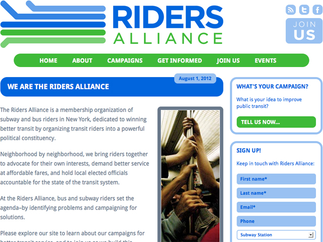 Riders Alliance